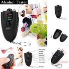 Mini Digital Alcohol Tester Diagnostic LED Indicator Breathalyzer High Sensitive