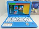 "HP Stream - 11-y010wm Intel N3060 2.48GHz - 4GB 32GB SSD 11.6"" Win10 Blue Laptop"