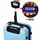Digital Travel Portable Handheld Weighing Luggage Scales Suitcase Bag 50KG NUI5