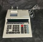 Vintage Sharp Compet QS-2602 Electronic Printing Calculator Office Desktop