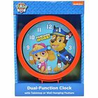 "Paw Patrol 6"" Wall or Desk Clock"