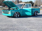 1967 Chevrolet C-10  1967 ProTouring, ProStreet, Chevy C-10 Pickup, 502, 700R4, A/C, Ex. Cond (video)