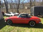 1974 MG MGB  1974 MGB Roadster Chrome Bumper (9600 Original Miles)Trade?