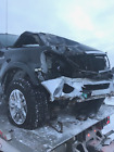 2007 Ford F-150 Lariat Damaged, Great for Parts, F150 Lariat, Great Motor, Great Inerior,
