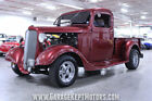 1936 Chevrolet Other Pickups -- 1936 Chevrolet 1/2-Ton Pickup  Inferno Red Pearl Tricoat Pickup Truck 350ci/300h