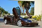 2001 Lamborghini Diablo VT 6.0 SE Special Edition! 1 of 20! 2001 Lamborghini Diablo VT 6.0 SE Special Edition!1 of 20! 7K Miles! Ultra Rare!