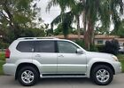 2007 Lexus GX EVERY OPTION AVAILABLE! 2007 LEXUS GX470 AWD 1 OWNER 200K HWY FLORIDA CAR NAVIG BACK-UP CAMERA NEW TIRES