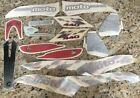NEW! CANNONDALE MOTO 440 GRAPHICS KIT EMBLEM DECALS LOGO MOTO440 BLACK/RED/WHITE