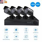 4CH 1TB 1080N DVR 960P Home Security Surveillance Camera System Outdoor Indoor