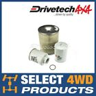 DRIVETECH 4X4 FILTER SERVICE KIT TO SUIT TOYOTA HILUX LN106R 2.8L 3L ENGINE