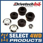 DRIVETECH 4X4 REAR SHOCK ABSORBER FITTING KIT TO SUIT FORD MAVERICK DA LEAF REAR