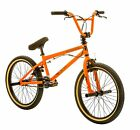Mongoose Boys Tone R40 Freestyle Bicycle, Orange