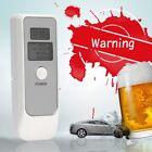 Digital Dual LCD Breathalyzer Alcohol Tester Drunk Driving Detector Analyzer +