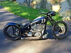 "2015 Custom Built Motorcycles Chopper  2015 Custom Built Springer Softail with 121"" TPE Evo Twin"