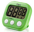 KT1-L Kitchen and Event Timer, Lime Green NEW