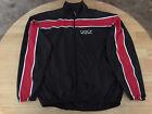 Men's Castelli GT Bicycles Jacket Windbreaker Bikes Black Red Mens XL