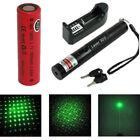 Powerful 1mw 303 Green Pointer Laser Pen Adjustable Focus 532nm Fashion Style