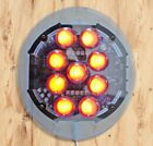 """Strawberry"" Nixie Wall Clock electronic kit for IN-28 tubes (supply your own)"