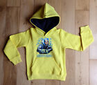 Kids Genuine Childs Rossi Casanova Fleece Hooded Top Yellow