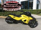Can-Am Spyder® RS-S SM5 -- 2014 Can-Am® Spyder® RS-S SM5  2706 Miles