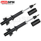 Fit 1989-1991 Honda Civic Front Pair Shocks Struts Kit
