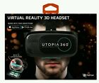 Utopia vr 360 Virtual Realty Headset with action button for Apple and Android