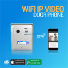 Wireless Wifi 4G Global Mobile Video Door Phone IP Intercom System for Smartphon