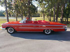 1963 Ford Galaxie  1963FORD GALAXIE 500 SUNLINER CONVERTIBLE