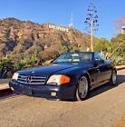 1992 Mercedes-Benz 500-Series  USD $8500.00 1992 Mercedes-Benz 500 SL Roadster 2Door