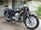 1970 Moto Guzzi Ambassador  1970 Moto Guzzi Ambassador 750 Garage Find Project NO RESERVE