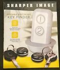 Sharper Image Portable Electronic Key Finder ~ New in Box ~ Makes A Great Gift!