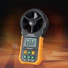 HYELEC MS6252A Wind Speed Meter Air Volume Measuring Meter Digital Anemometer