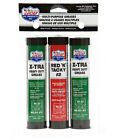 "LUCAS MULTI-PURPOSE GREASE #10315 1PK COMBO RED ""N' TACKY XTRA HD MINI 3 OZ. USA"