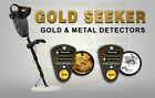 Gold Seeker Device - with Pulse Induction System - GER Detect