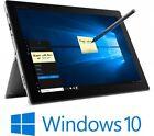 "Lenovo Miix 520 12"" IPS i5-8250U CPU 8GB RAM 512GB SSD Tablet Keyboard 4G LTE"