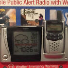 Oregon Scientific WRB308 NOAA Weather Radio and Weather Base Station # 1054