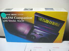 Sharper Image AM/FM Companion with Smoke Alarm SI584 Factory Sealed # 5183