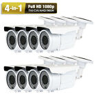 1080P AHD 960H 2.6MegaPixel 72IR Sony CMOS CCD 4 in 1 Security Camera ADapter B^