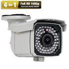 TVI 2.6MP 960H OSD 4-in-1 1080P 66IR L%6 2.8-12mm Varifocal Lens Security Camera