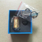 Mesh RDA 24mm Tank Rebuildable Dripping A tomizer--Gold Color Huge Vapor