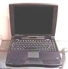 Vintage Compaq Presario MODEL1210 Series 203 2940 LAPTOP Computer VG