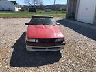 1988 Chevrolet Cavalier Z24 1988 Cavalier z24