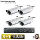 HD 4Ch Support All Cameras DVR 1080P 4-in-1 AHD 2.6MP 42IR TVI Security Sy&^%b