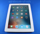 Apple iPad 2 64GB White Wi-Fi + Cellular (Verizon) 9.7in Bent, Broken Volume