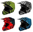 FLY RACING F2 CARBON Fracture Off Road Helmet All Styles/Sizes