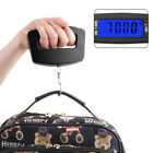 50Kg/10g Digital Electronic Portable Hanging Luggage Weight Wide Hook Scale