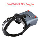 """4.3"""" 5.8G 40CH Video FPV Goggles Glasses Dual Antenna for RC Drone Lightweight"""