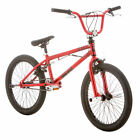 20' Boy's Mongoose RaidFreestyle Bike, Red