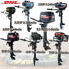 2/4Stroke Outboard 3.5/3.6/4/6/6.5/7HP Motor Engine Air / Water Cooling for Boat