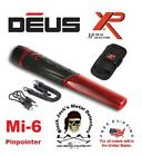XP Deus Mi-6 Pinpointer - 100% Waterproof Pinpointer to 10ft deep! (Auth Dealer)